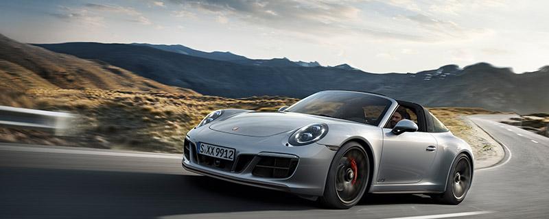 Import Porsche
